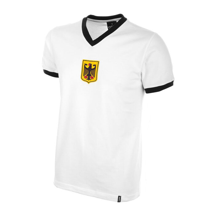 West Germany 1972 Retro Football Shirt