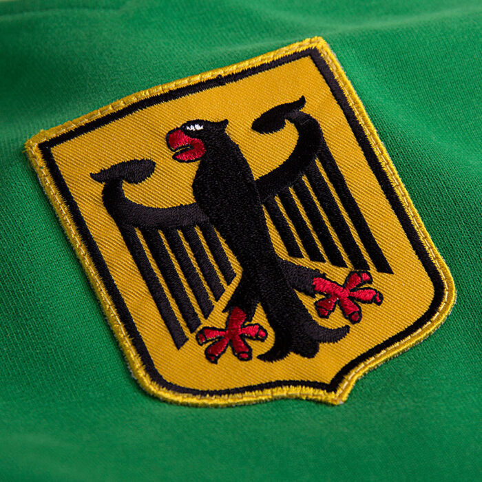 Germania Ovest 1972 Away Maglia Storica Calcio