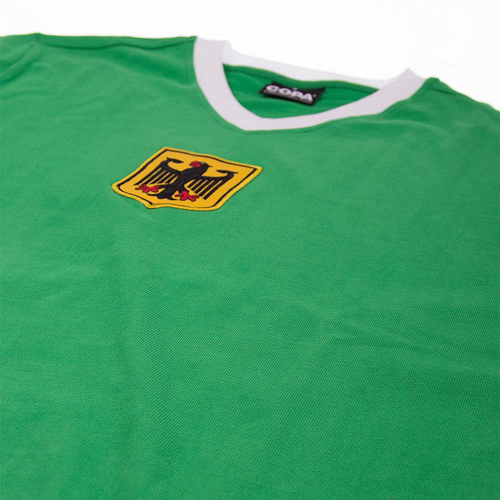 Germania Ovest 1972 Away Maglia Calcio Storica