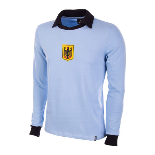 Alemania Federal 1972 Camiseta Retro Portero