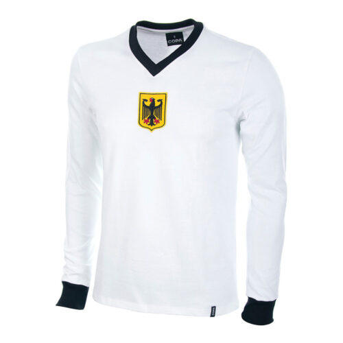 West Germany 1972 Retro Football Jersey