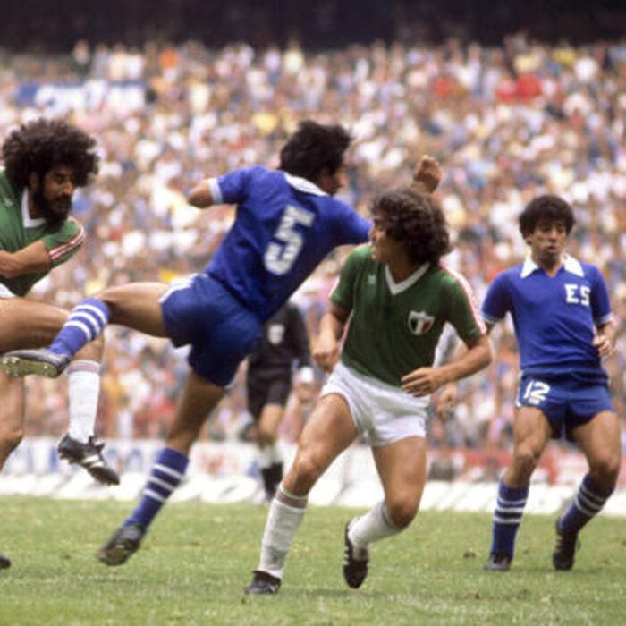 El Salvador 1977 Maglia Storica Calcio