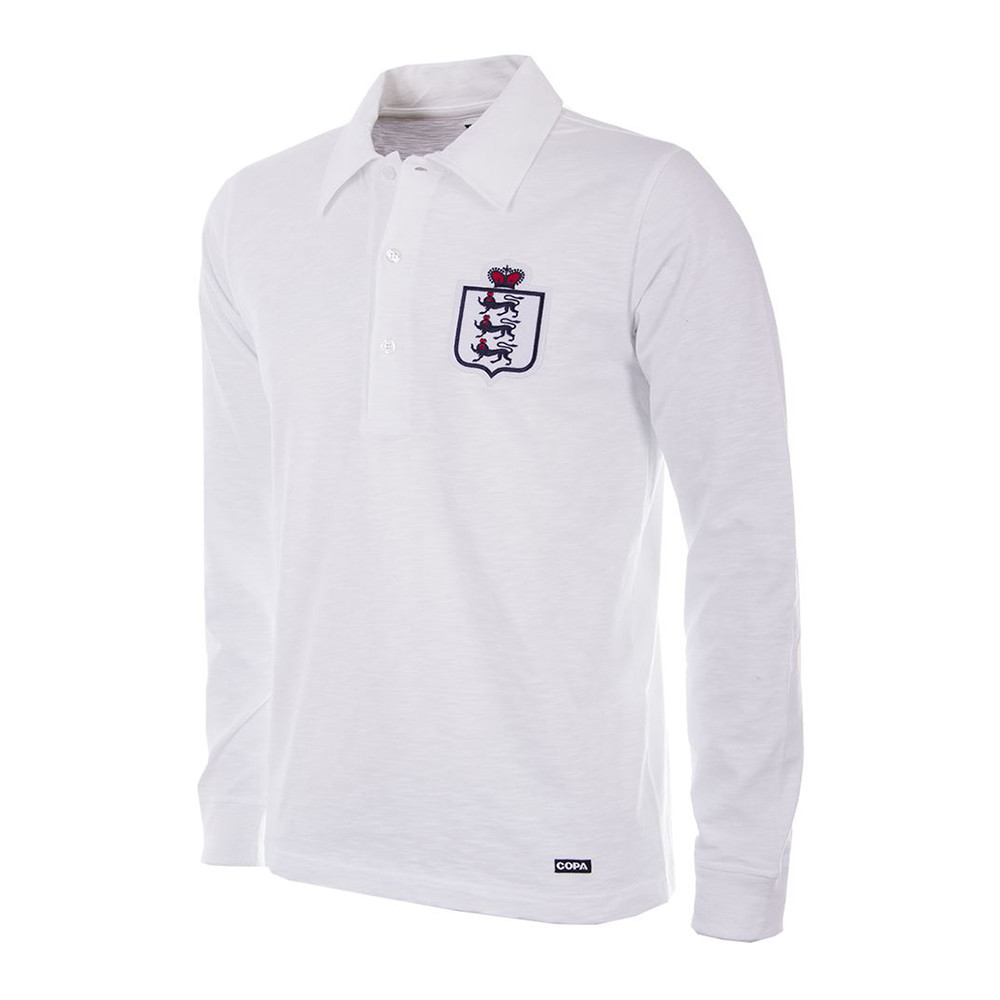 Angleterre 1934 Maillot Rétro Foot