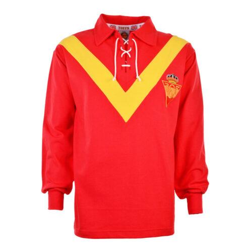 España 1924 Camiseta Retro Fútbol