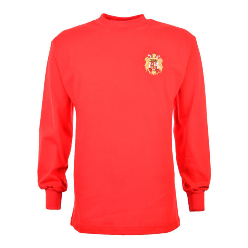Spain 1964 Retro Football Shirt