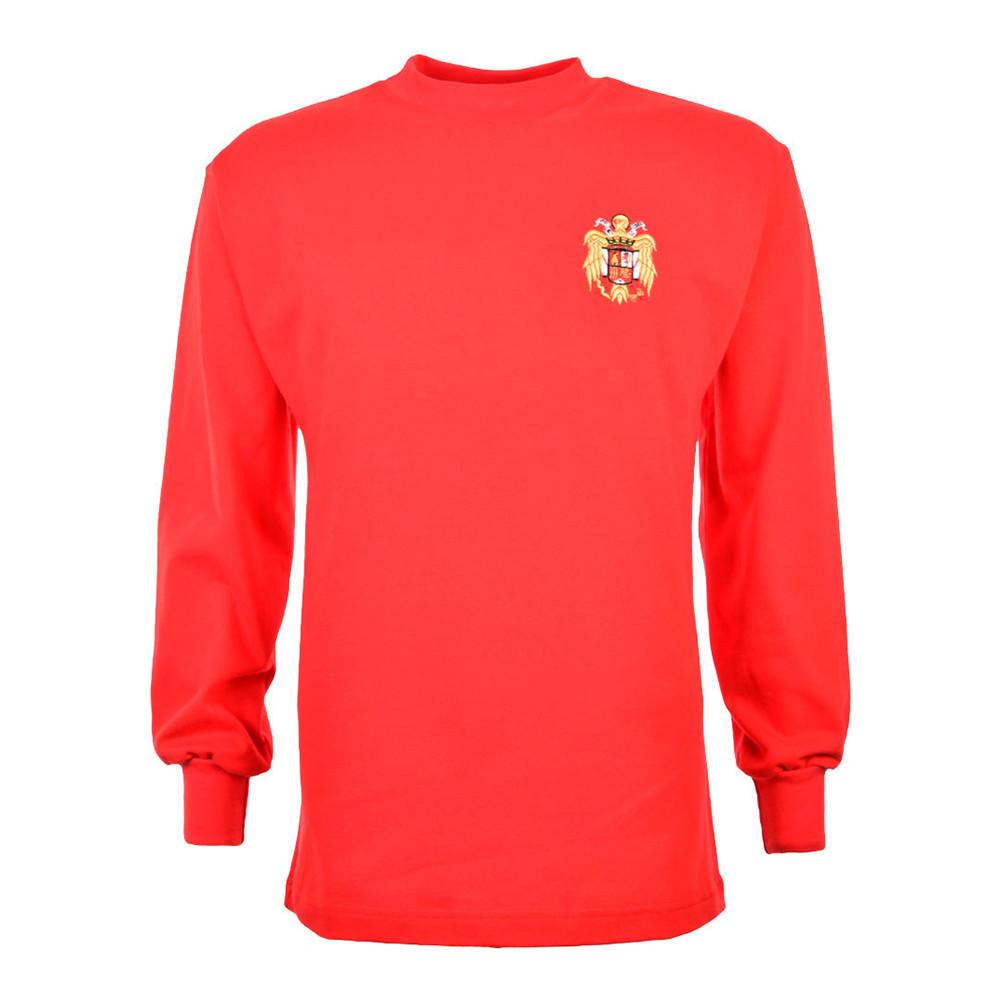 España 1964 Camiseta Retro Fútbol