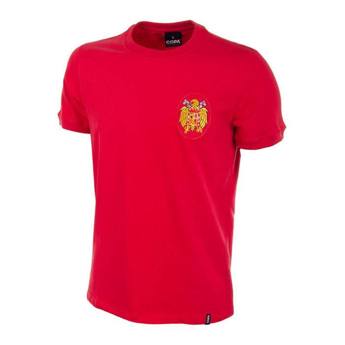 Spain 1978 Retro Football Shirt