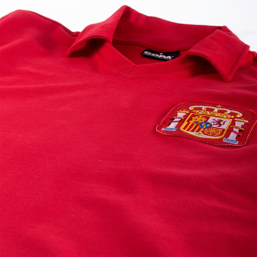 Spagna 1986 Maglia Storica Calcio