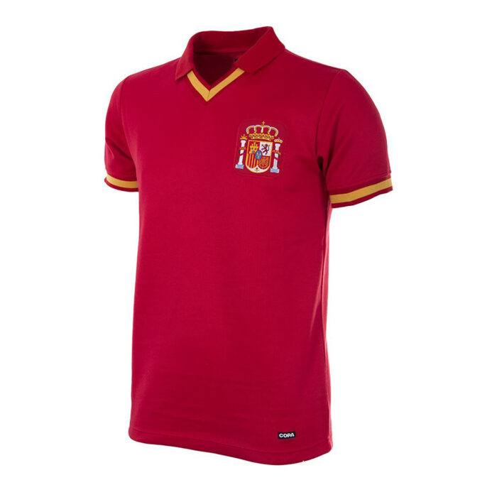Spagna 1988 Maglia Storica Calcio