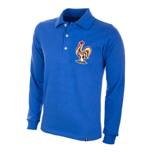 France 1958 Retro Football Shirt