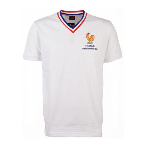 Francia 1966 Camiseta Fútbol Retro