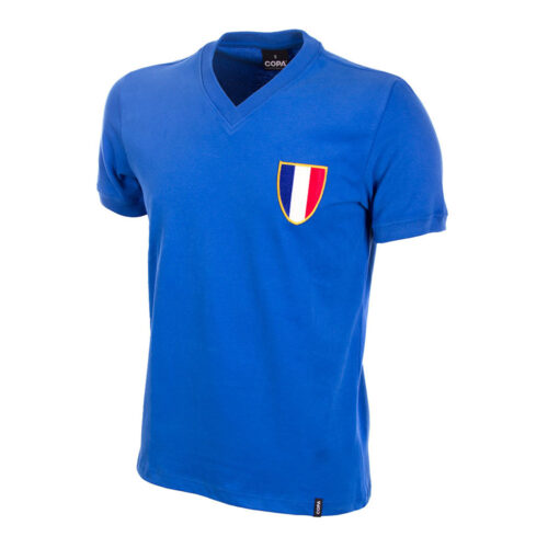 France 1968 Maillot Rétro Foot