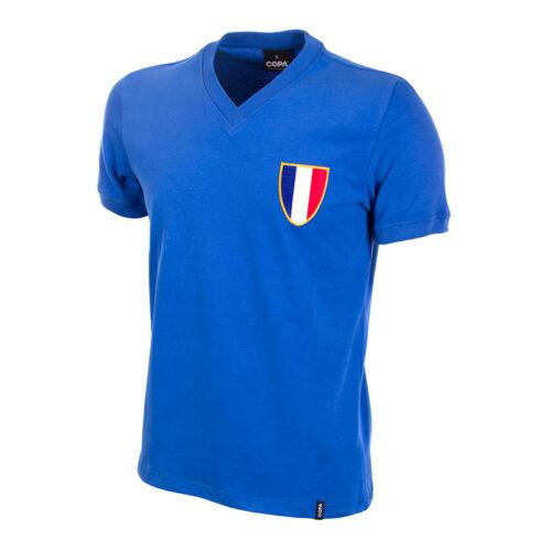 Francia 1968 Maglia Storica Calcio