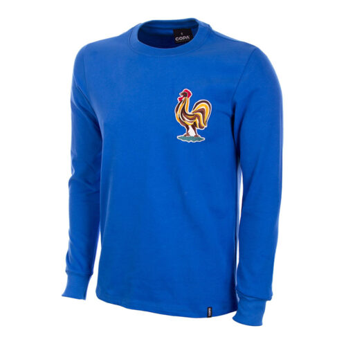 France 1969 Maillot Rétro Foot