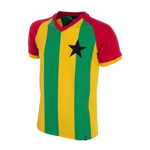 Ghana 1982 Retro Football Shirt