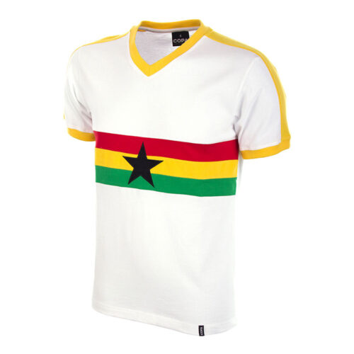 Ghana 1978 Retro Football Shirt