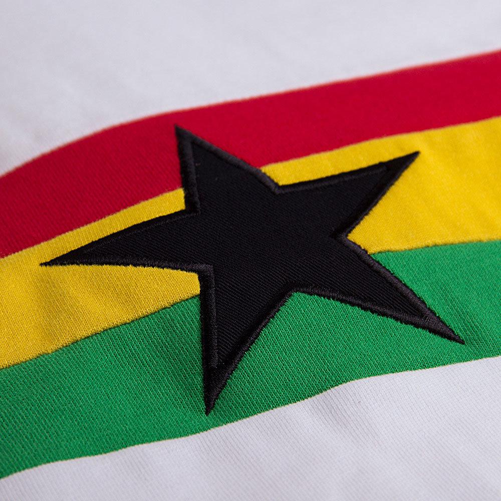 Ghana 1978 Maglia Storica Calcio