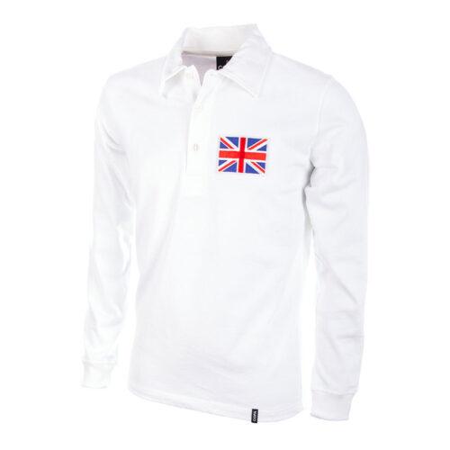 Great Britain 1908 Retro Football Shirt