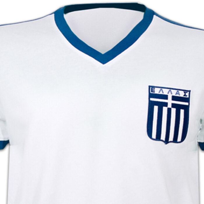 Grecia 1979 Maglia Storica Calcio