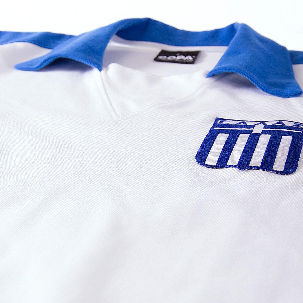Grecia 1980 Maglia Storica Calcio