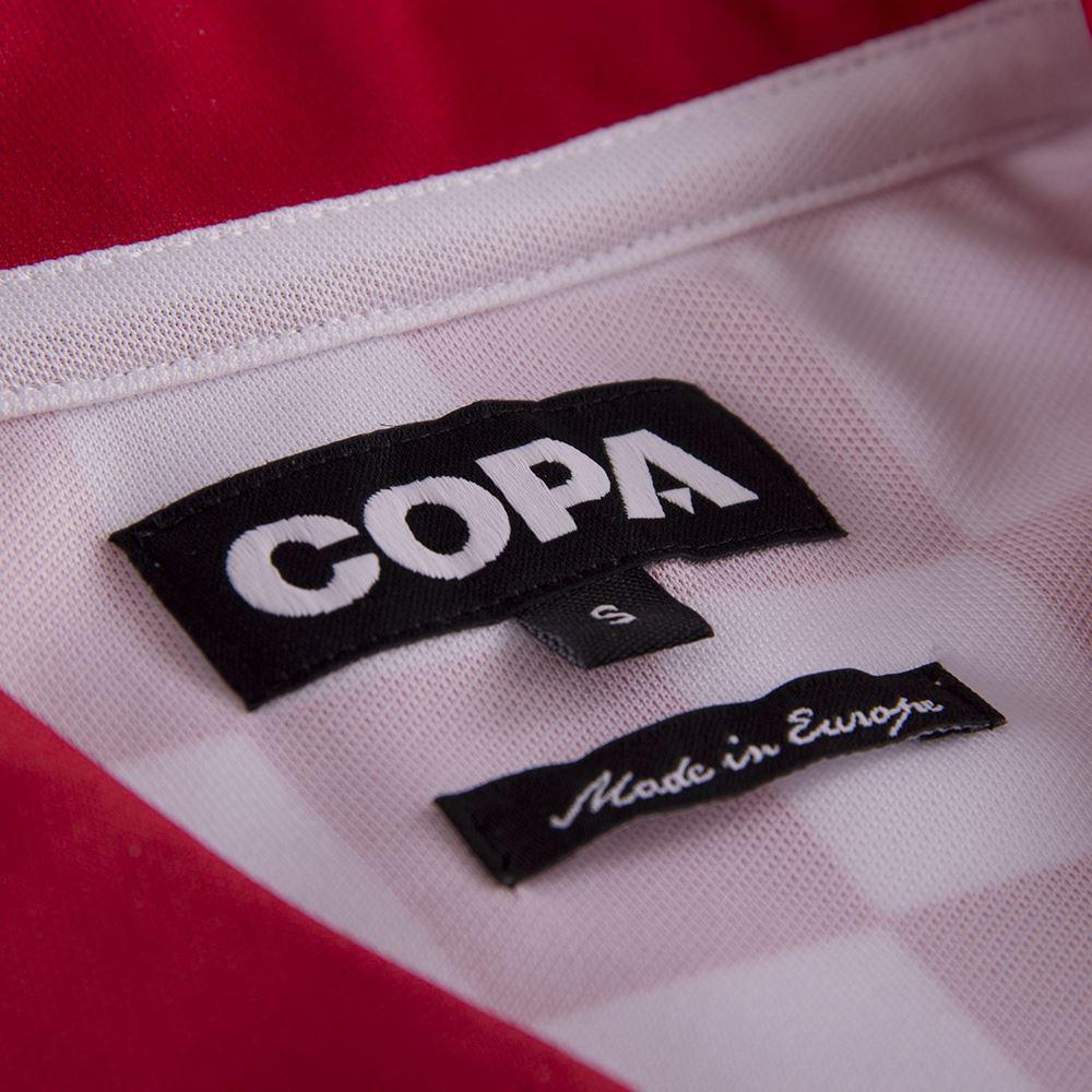 Croazia 1990 Maglia Storica Calcio