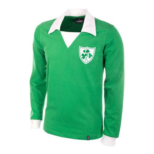Irlanda 1974 Camiseta Retro Fútbol