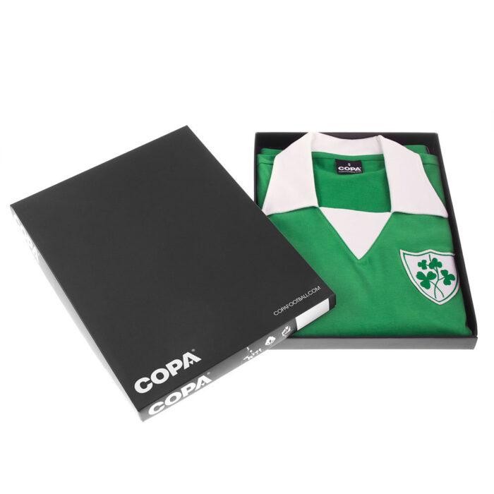 Irlanda 1974 Maglia Storica Calcio