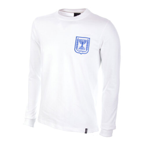 Israel 1970 Retro Football Shirt