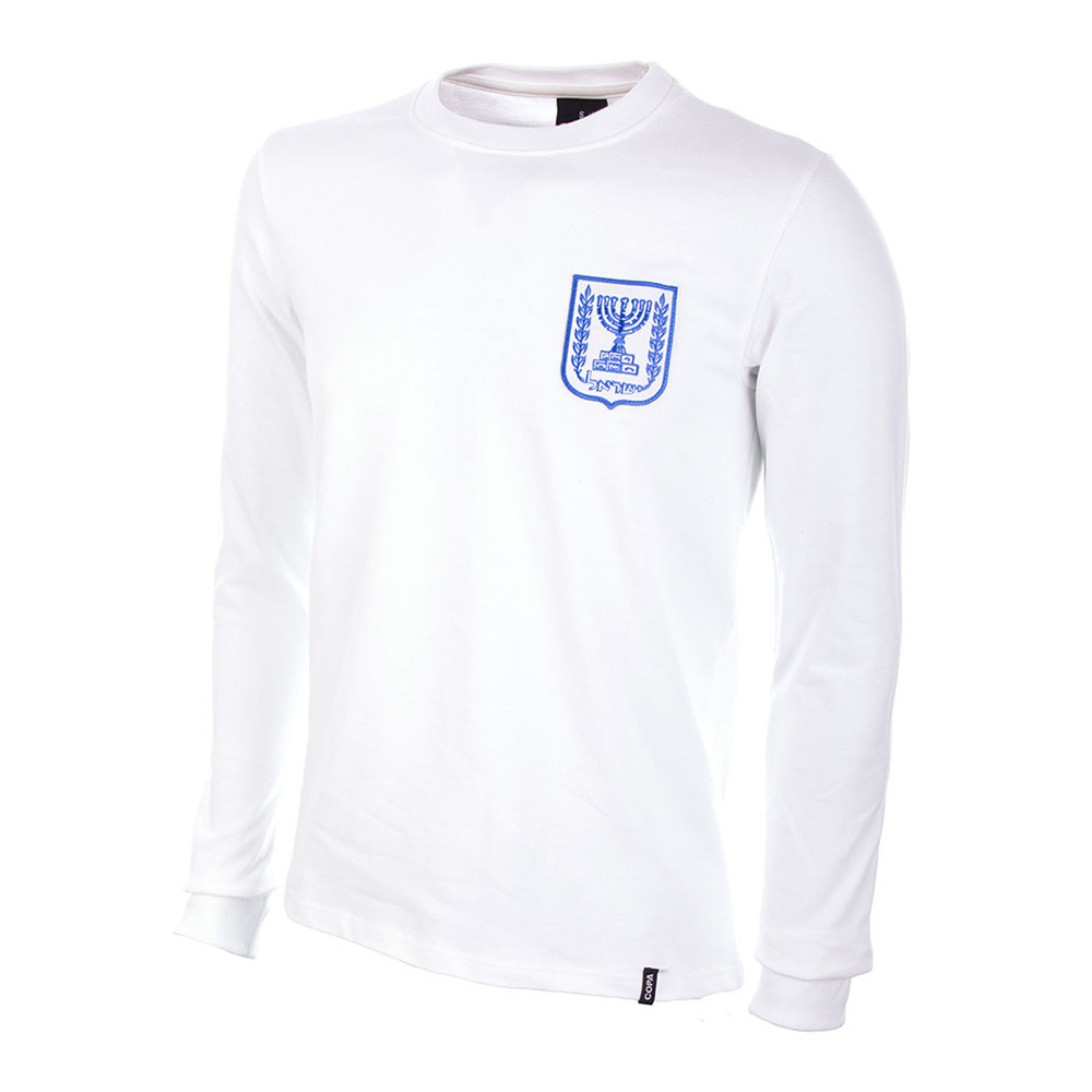 ab399f56e Israel 1970 Retro Football Shirt - Retro Football Club ®