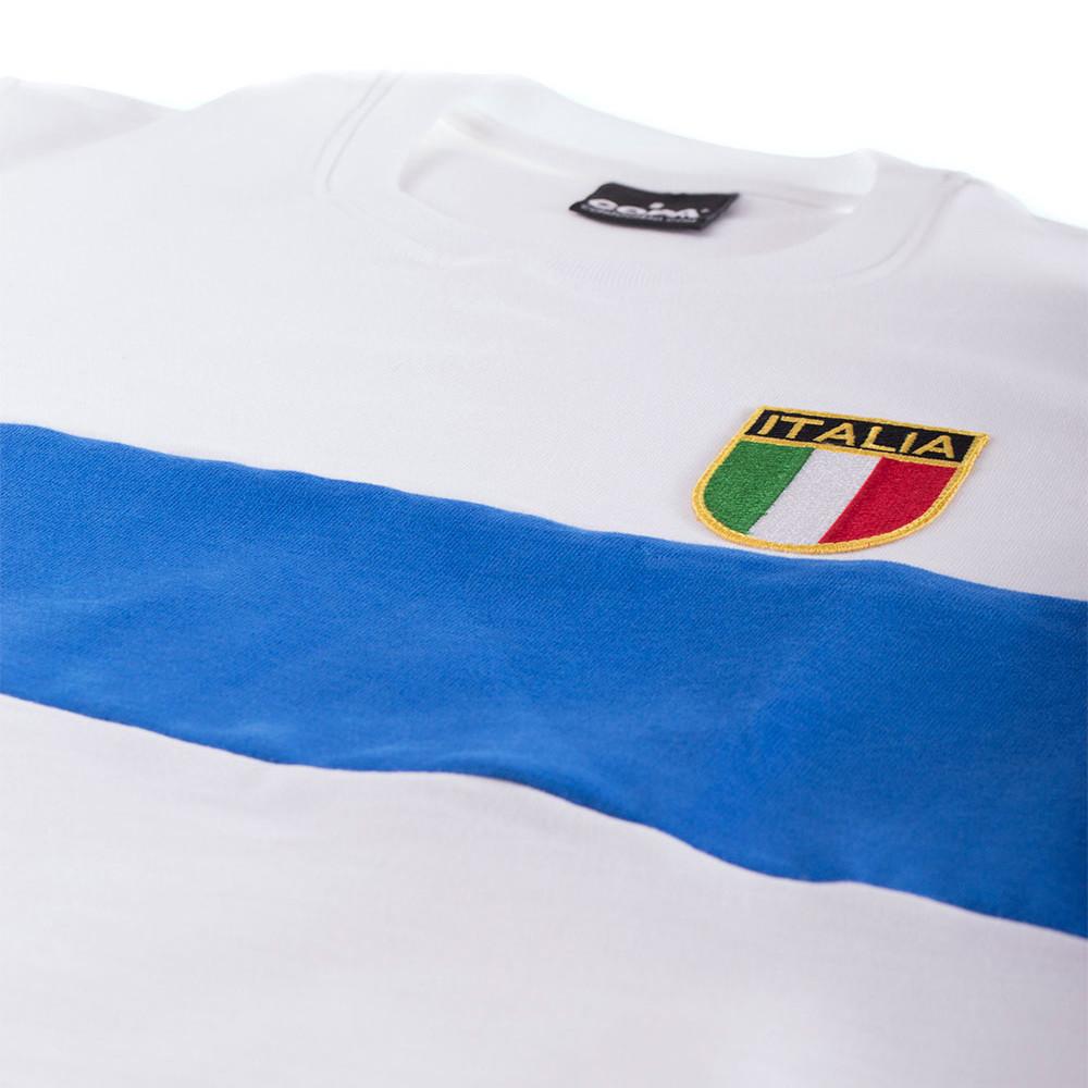 Italia 1974 Away Maglia Storica Calcio