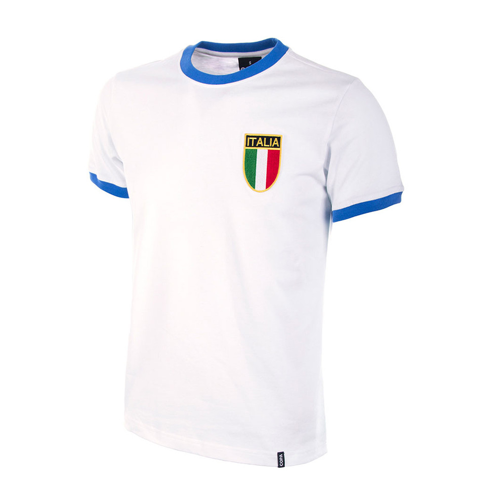 Italy 1976 Retro Football Shirt