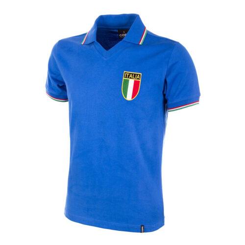 Italie 1982 Maillot Vintage Foot