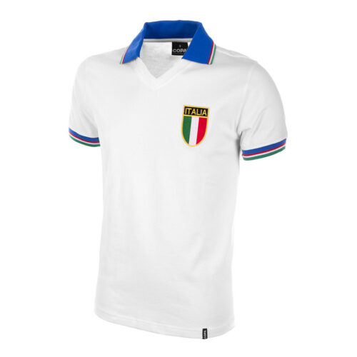 Italy 1982 Retro Jersey Football
