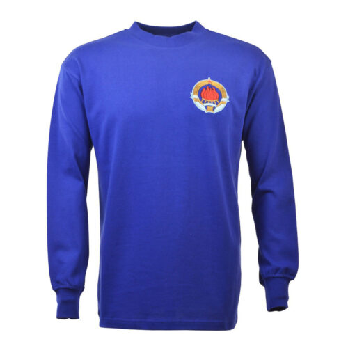 Yougoslavie 1973 Maillot Rétro Foot
