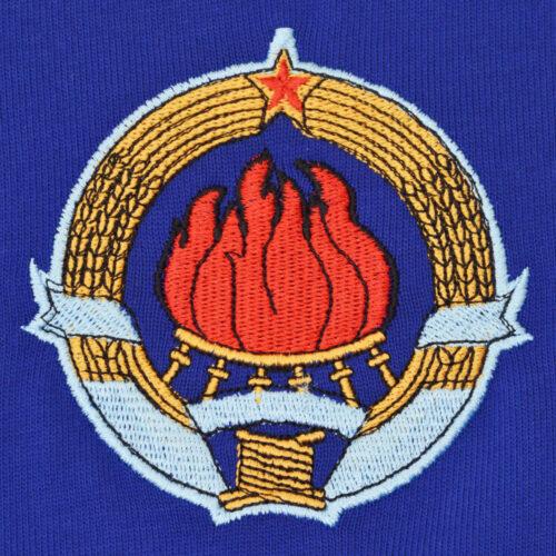 Jugoslavia 1973 Maglia Storica Calcio