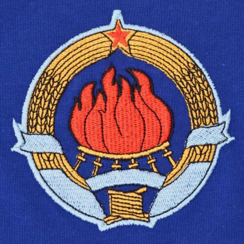 Jugoslavia 1974 Maglia Storica Calcio