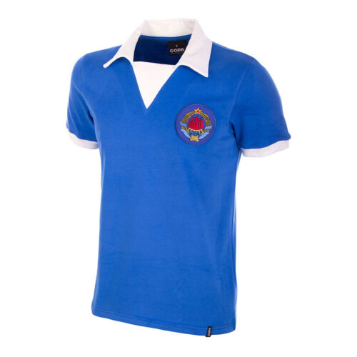 Yougoslavie 1980 Maillot Rétro Foot