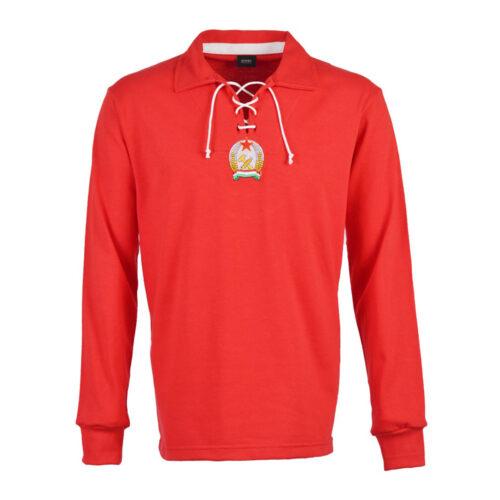 Hungary 1953 Retro Football Shirt