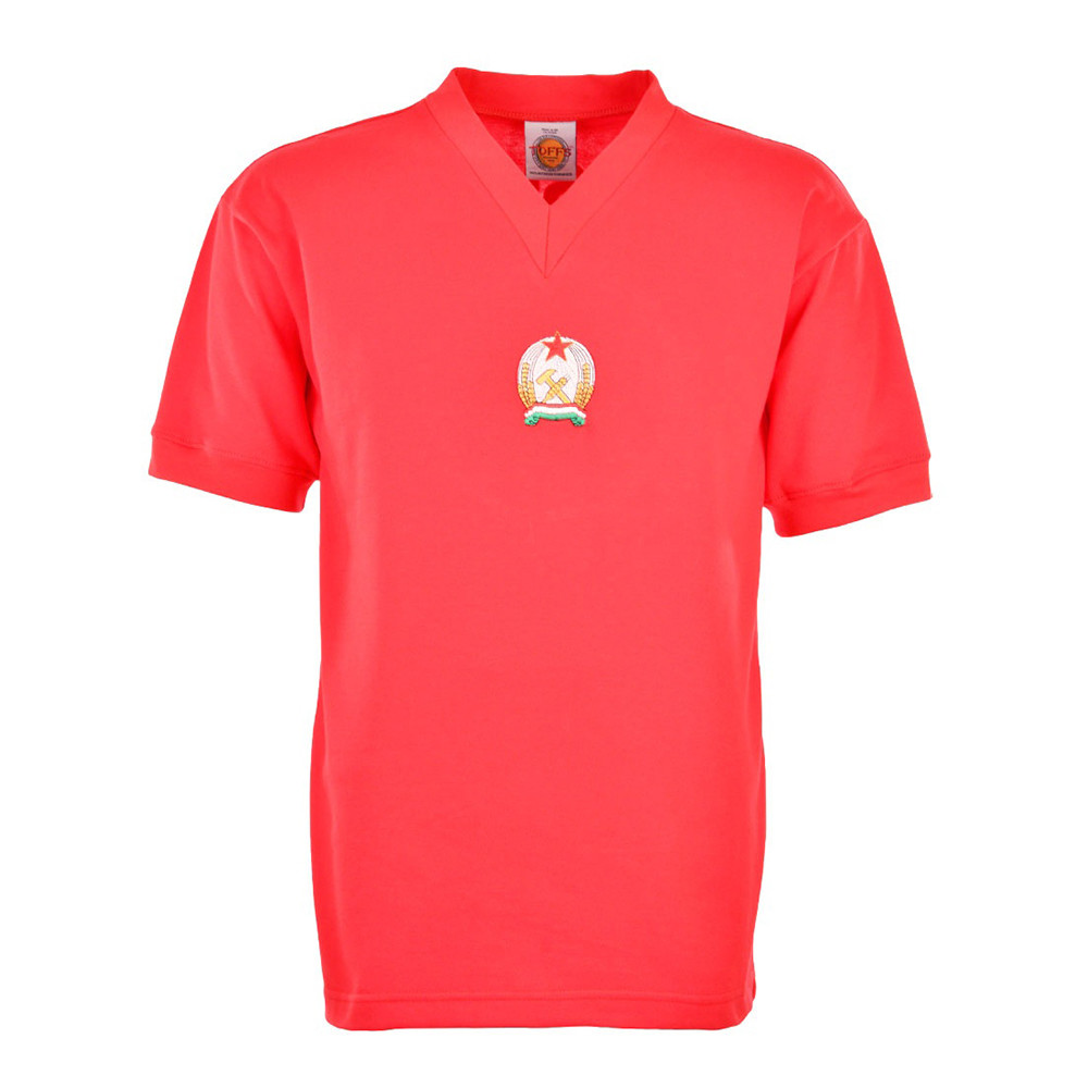 Hungary 1954 Retro Football Shirt
