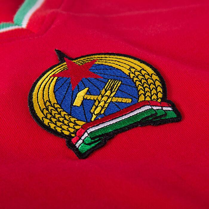 Ungheria 1972 Maglia Storica Calcio