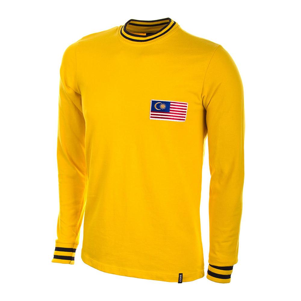 Malaisie 1972 Maillot Rétro Foot