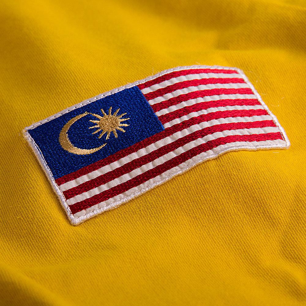 Malesia 1972 Maglia Storica Calcio
