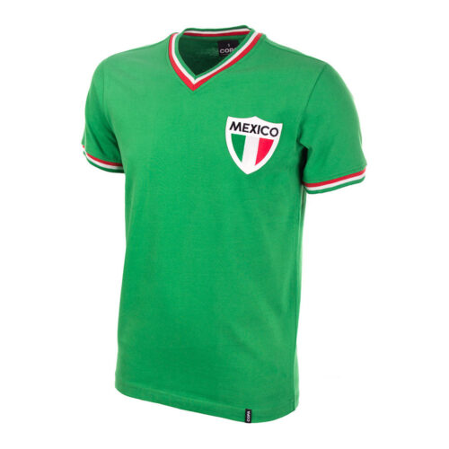 México 1970 Camiseta Retro Fútbol