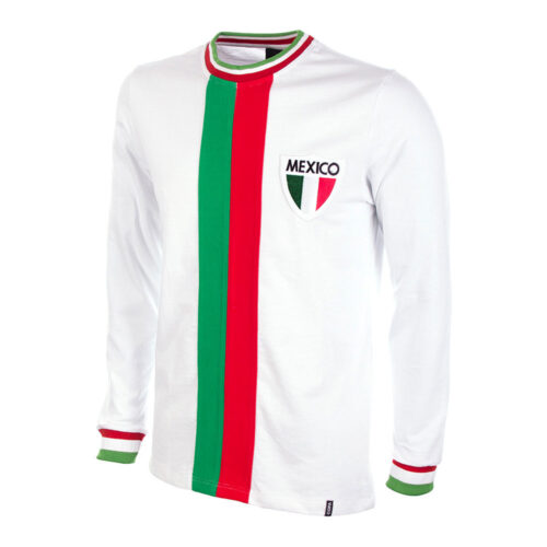 México 1978 Camiseta Retro Fútbol