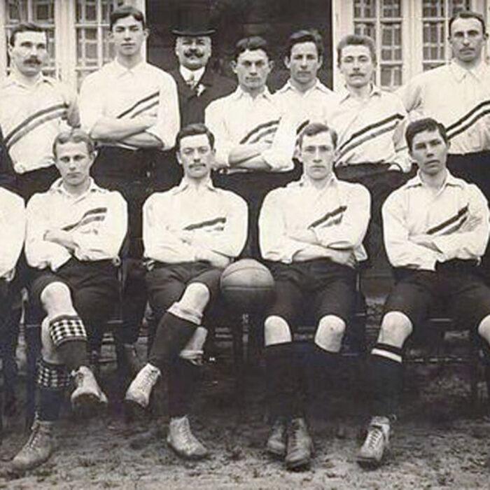 Olanda 1905 Maglia Storica Calcio