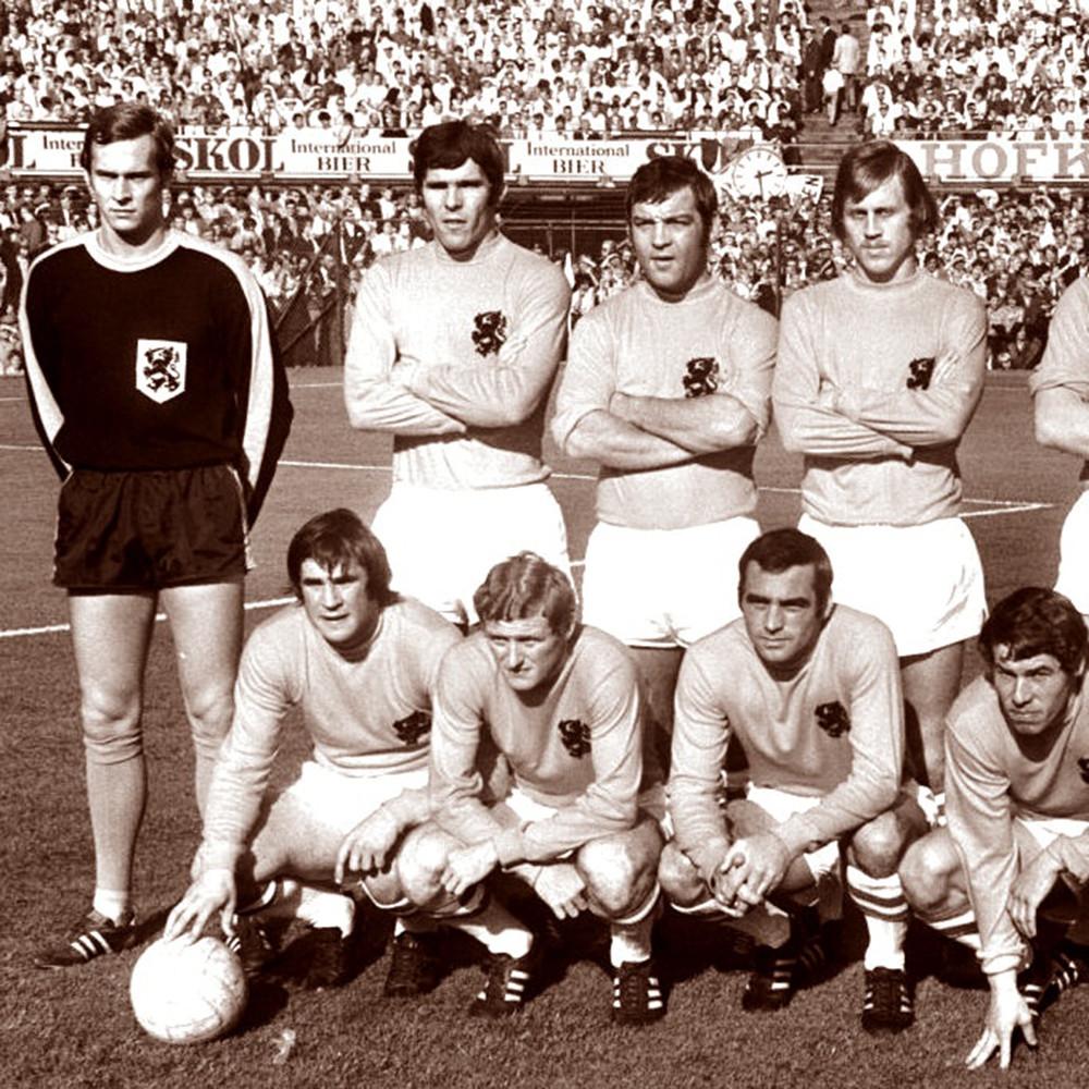 Olanda 1970 Maglia Storica Portiere