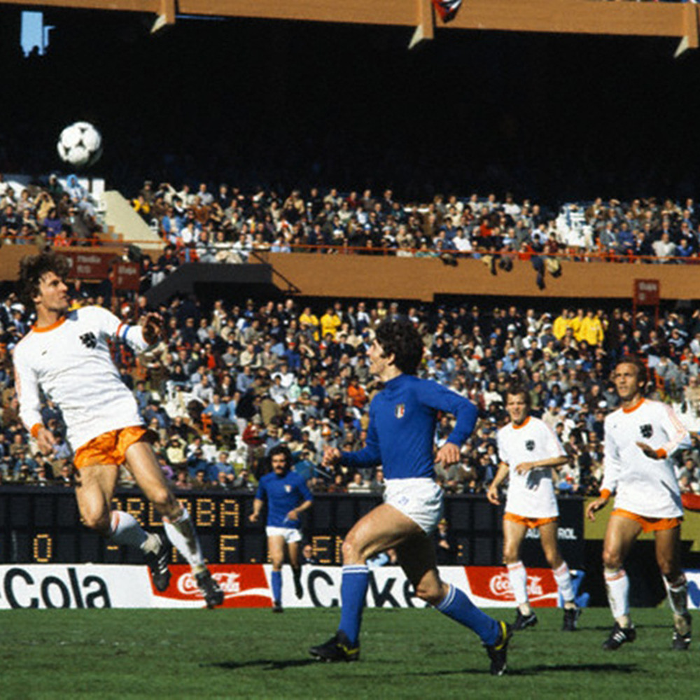 Olanda 1978 Away Maglia Storica Calcio