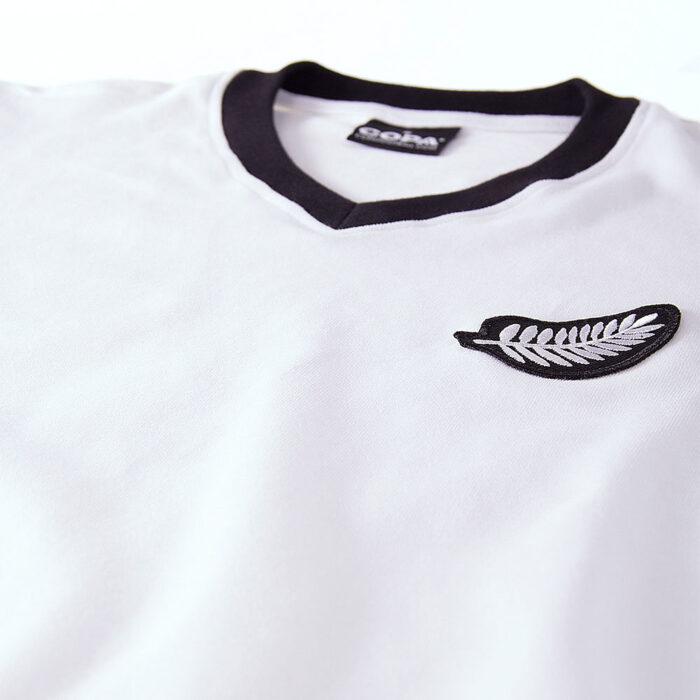 Nuova Zelanda 1982 Maglia Storica Calcio