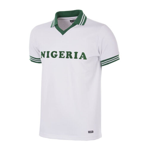 Nigeria 1988 Retro Football Shirt