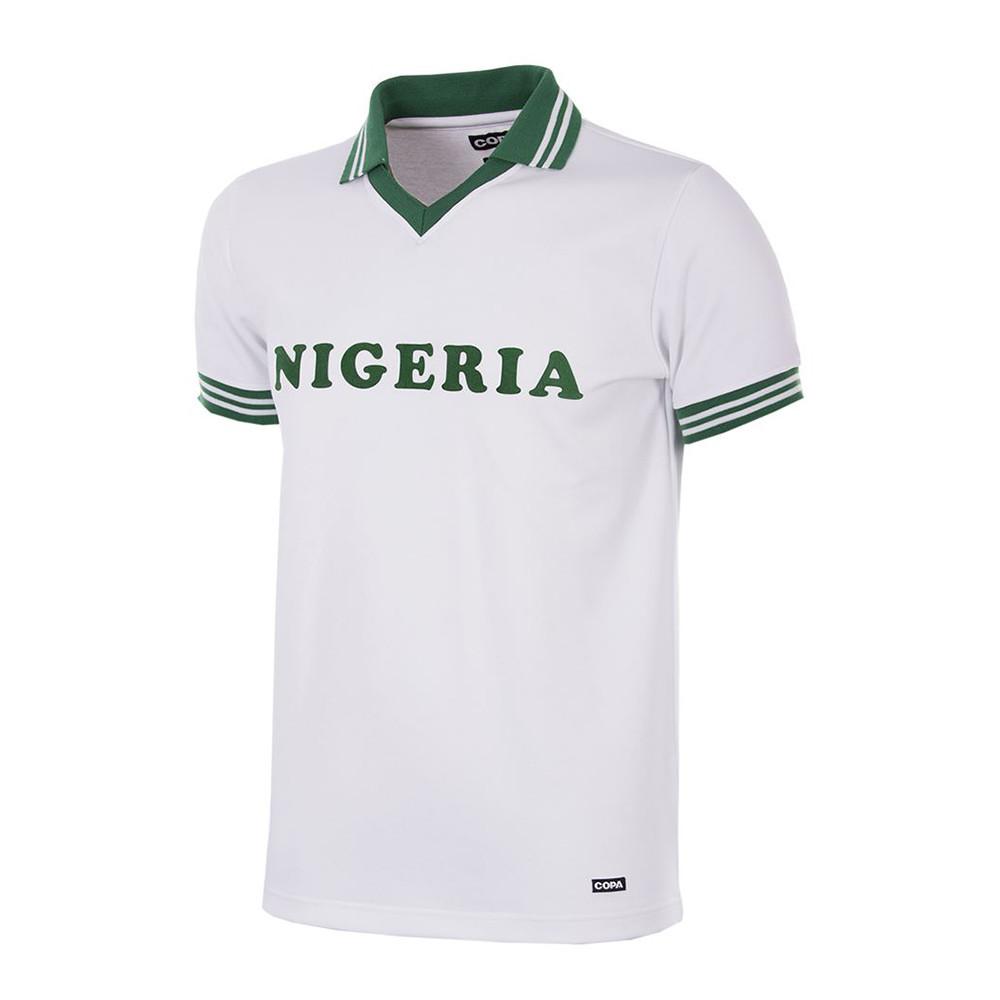 Nigeria 1988 Retro Football Shirt